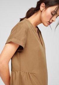 s.Oliver BLACK LABEL - Day dress - brown - 4