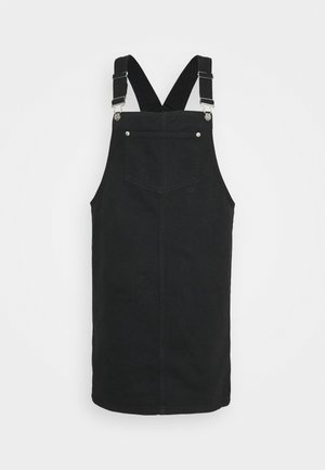 PADDY PINNY - Denim dress - black