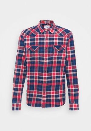 WESTERN - Shirt - rococco red