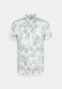 TOM TAILOR DENIM - SHORT SLEEVE - Košile - white - 0
