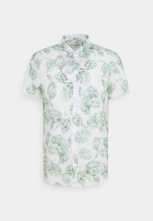 SHORT SLEEVE - Košile - white