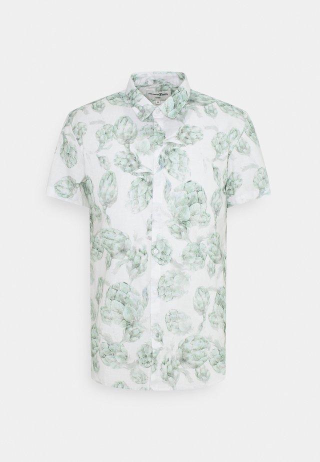 SHORT SLEEVE - Camisa - white