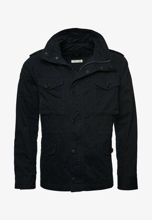 Summer jacket - chrome navy