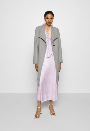 ONLLIVA COAT - Frakker / klassisk frakker - light grey melange