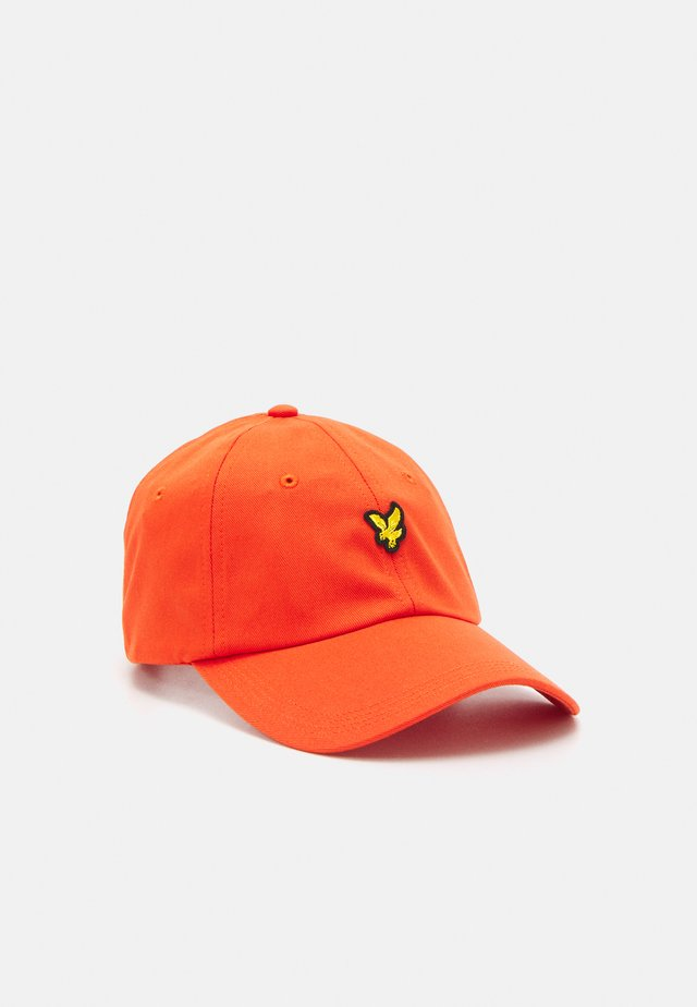 Cap - burnt orange
