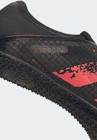 adidas Performance - SPRINTSTAR SPIKES - Spikes - black - 7