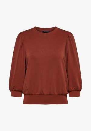 SLFTENNY - Long sleeved top - smoked
