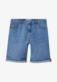 PULL&BEAR - Denim shorts - light blue - 6