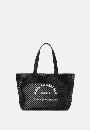 BASKET - Shopping bag - black