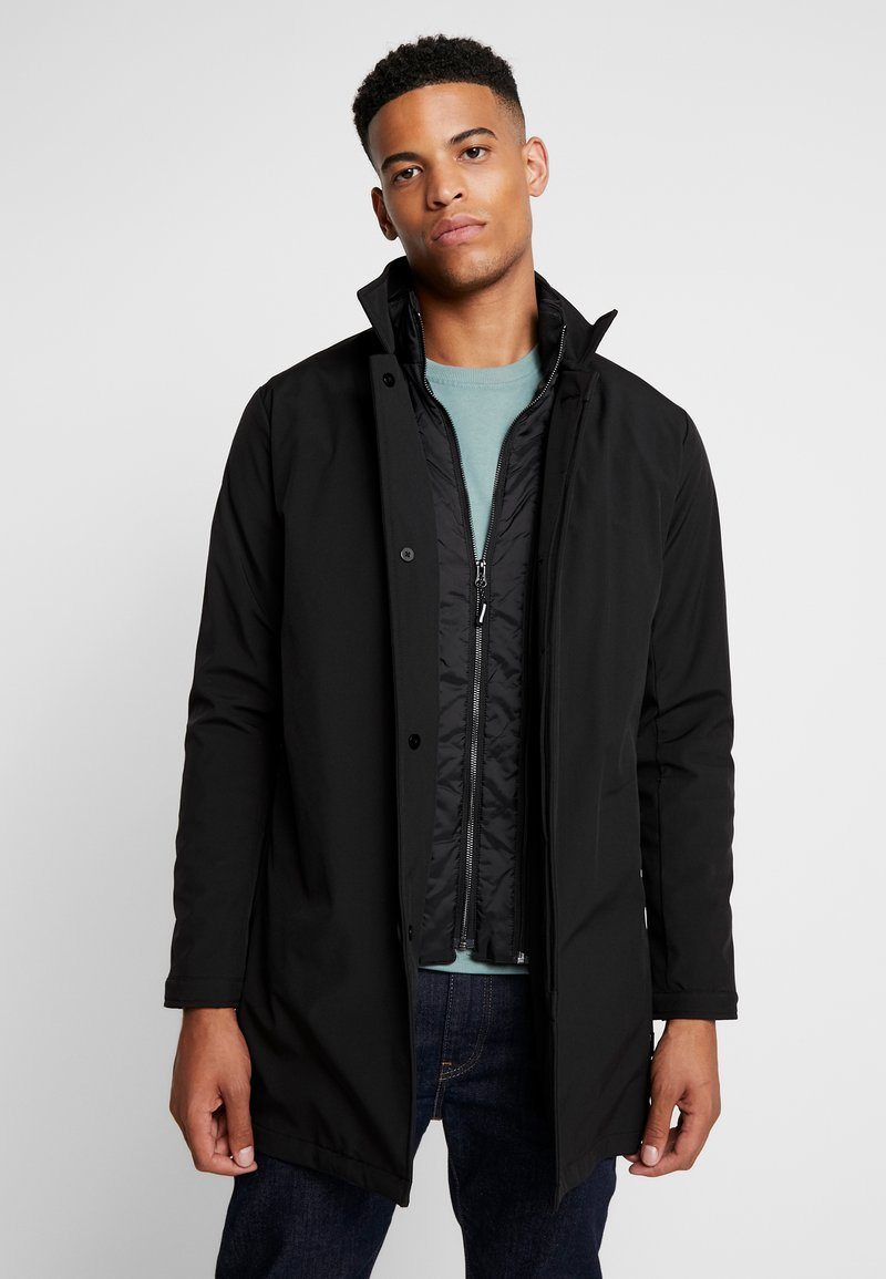 Matinique - PHILMAN  - Classic coat - black