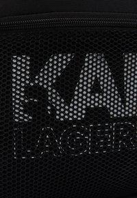 KARL LAGERFELD - Sac à dos - black - 2