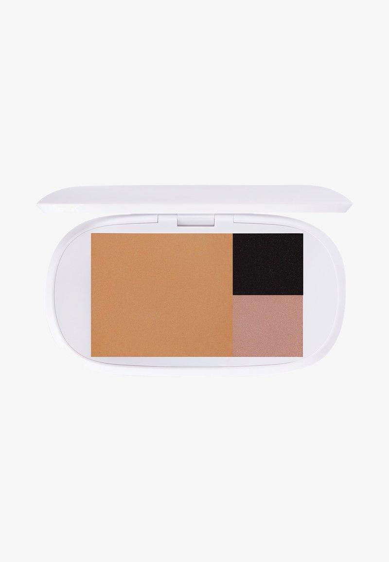 Irise Paris - MOOD BOX MAKE UP PALLET - Face palette - swimming pool fair