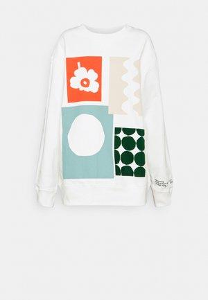 CO CREATED  - Pitkähihainen paita - white multicolored