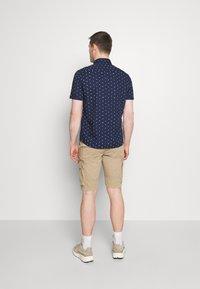 s.Oliver - KURZARM - Shirt - blue - 2