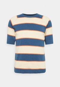 NEWPORT  - Print T-shirt - ensign blue/arabesque