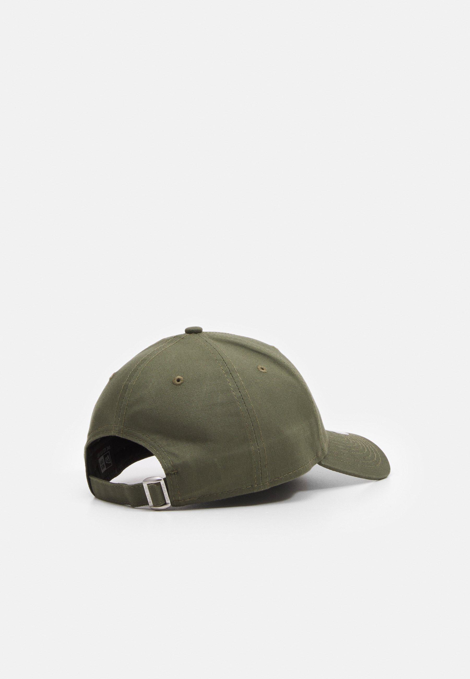 New Era Colour Essential Forty - Cap Olive/electric Kumquat/grün