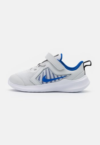 DOWNSHIFTER 10 UNISEX - Neutral running shoes - photon dust/game royal/speed yellow