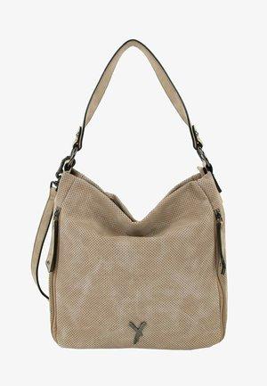 ROMY - Handbag - taupe