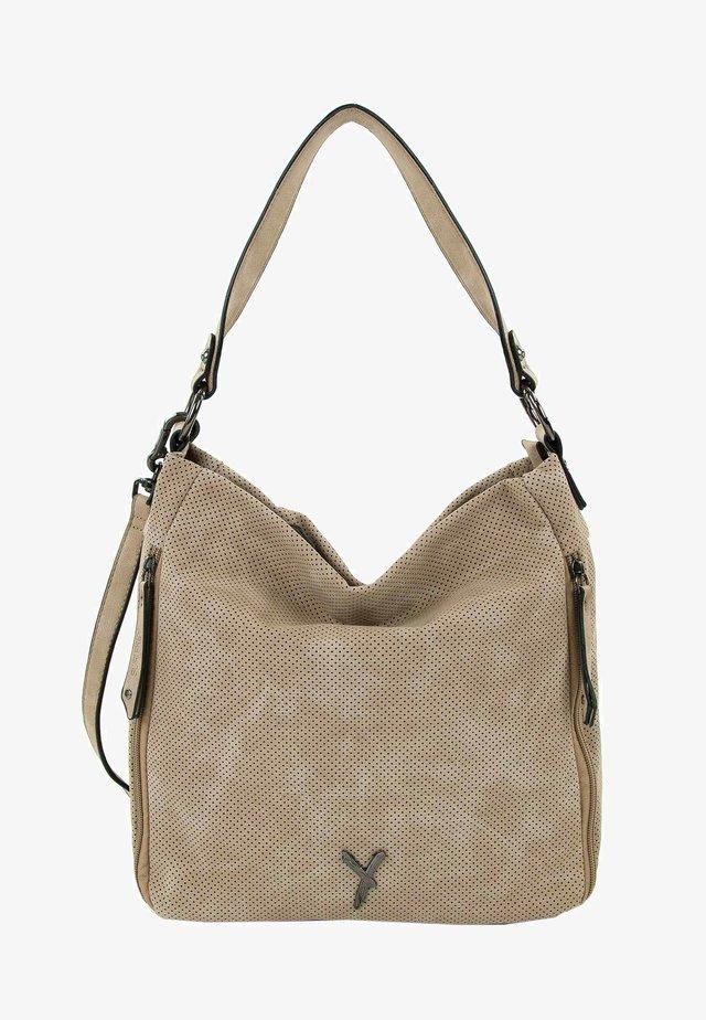 ROMY - Käsilaukku - taupe