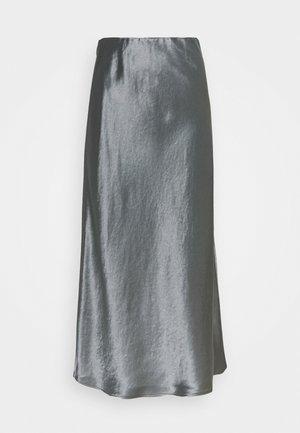 ALESSIO - Pencil skirt - mittelgrau