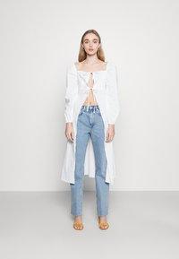 Fashion Union - MAGGIORE - Bluser - white - 0
