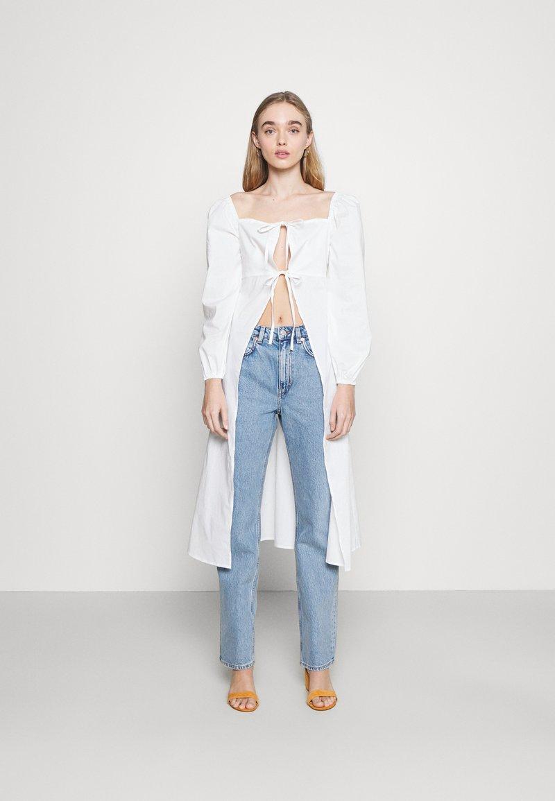 Fashion Union - MAGGIORE - Bluser - white