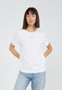 ARMEDANGELS - MARAA ABOUT NOW - Print T-shirt - white - 0