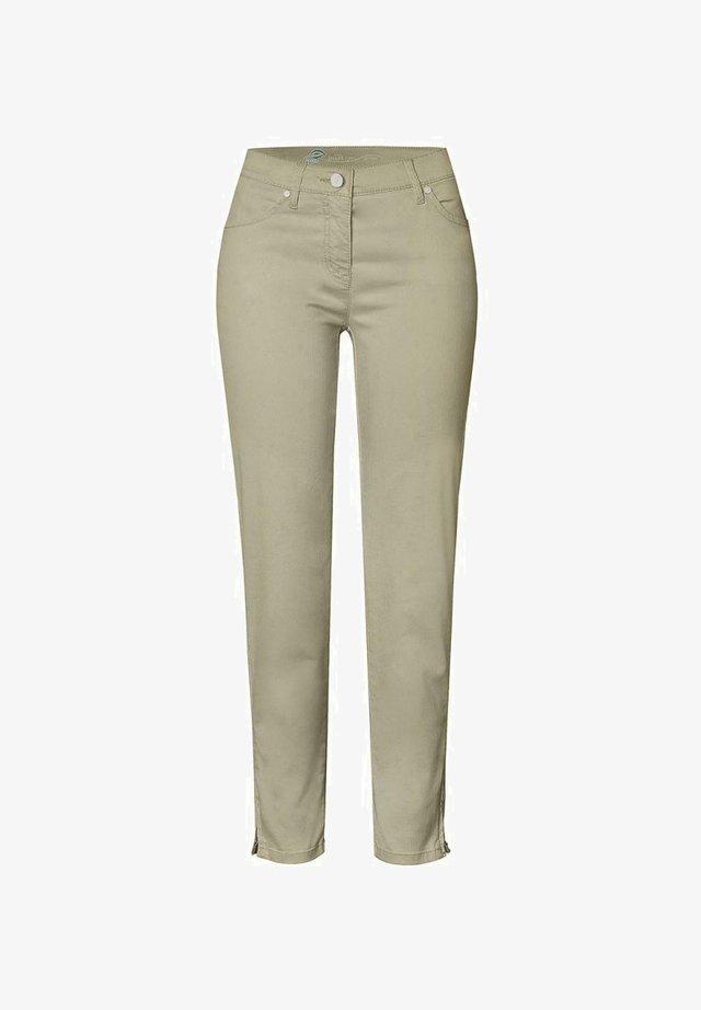 Trousers - light khaki