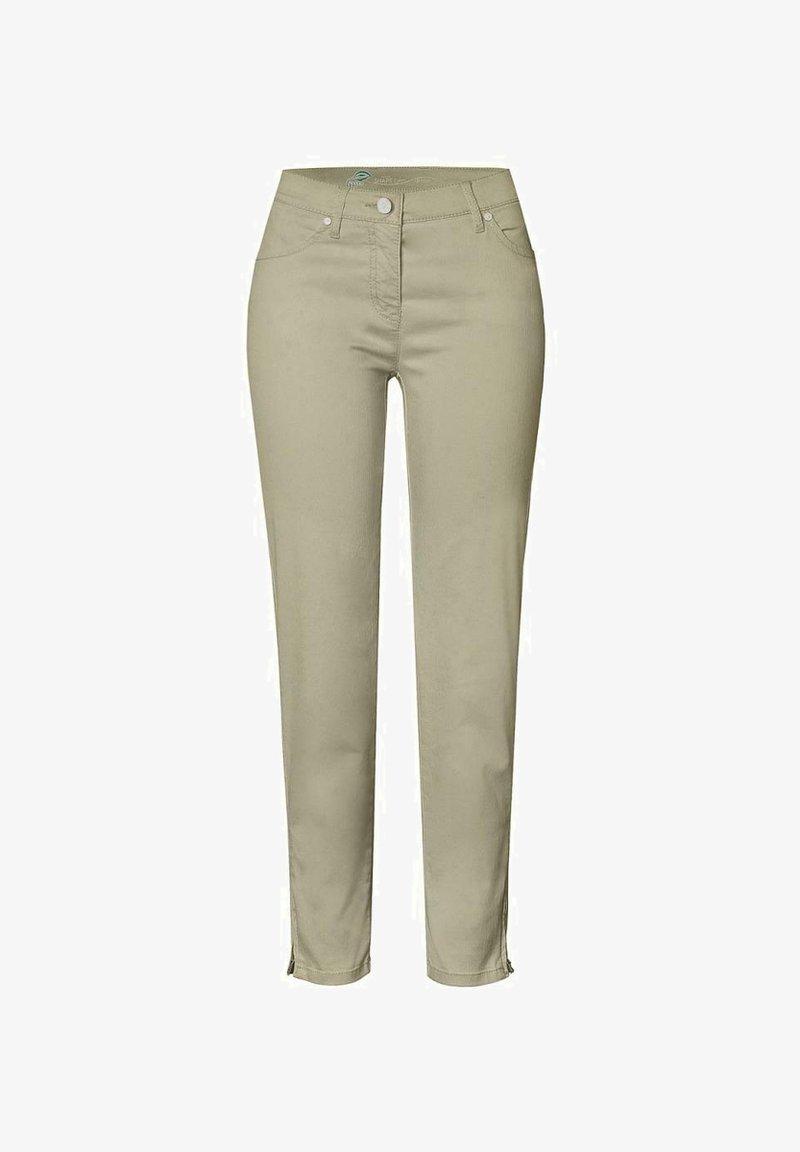 TONI - Trousers - light khaki