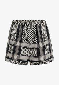 CECILIE copenhagen - Shorts - black/stone - 4