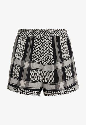 BASIC - Shorts - black/stone