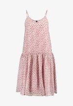 YASMARIKA STRAP DRESS - Day dress - pale dogwood