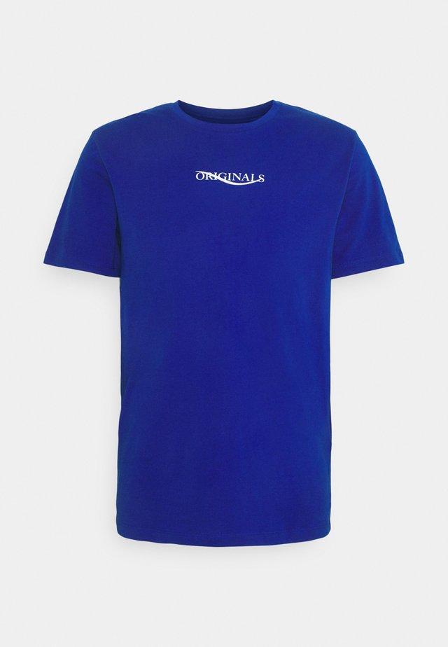 JORELIAS TEE CREW NECK - T-shirt print - surf the web