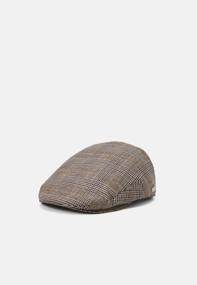 BATH FLATCAP - Hatt - grey