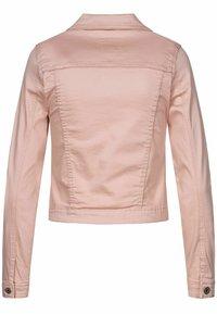 Hailys - HYSENNY - Denim jacket - rose - 2