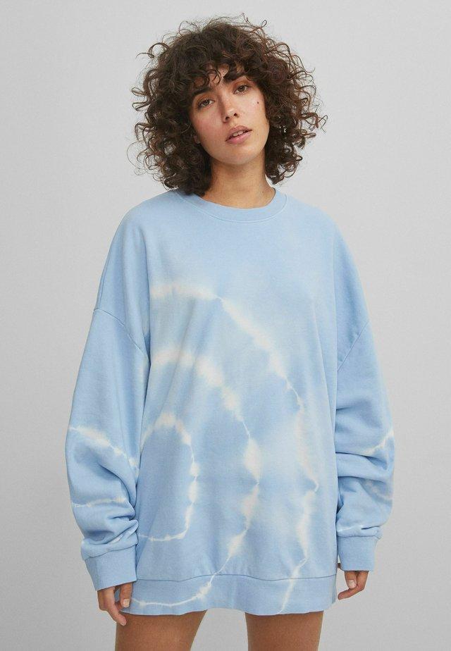 Bluza - light blue