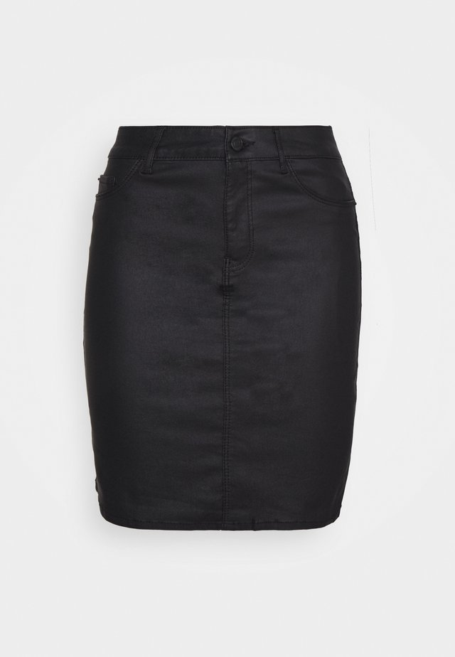 VMSEVEN SHORT SKIRT - Minijupe - black