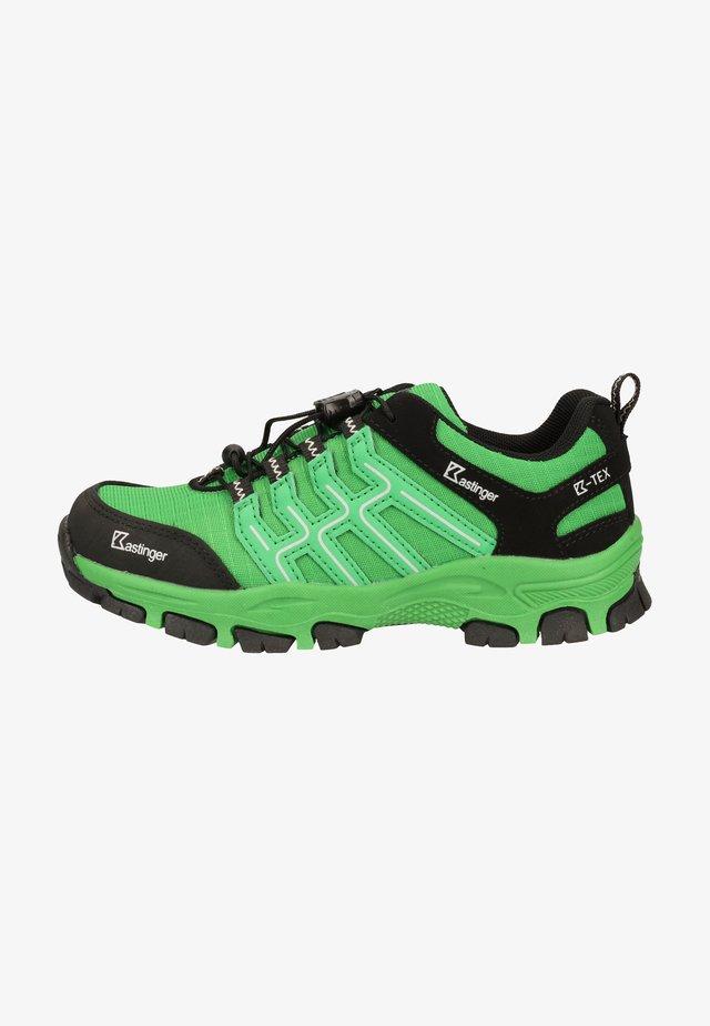 Chaussures de marche - green