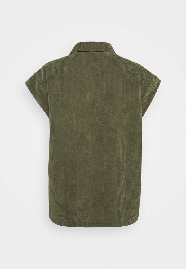 Vero Moda Koszula - ivy green/khaki LFCH
