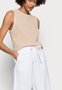 Soyaconcept - Trousers - white - 4