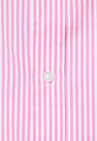 Polo Ralph Lauren - GEORGIA LONG SLEEVE - Košile - beach pink/white - 2