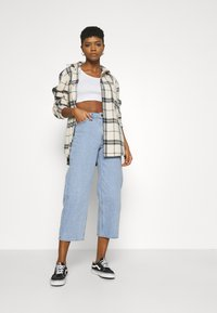 Lee - WIDE LEG - Jeans relaxed fit - light alton - 1