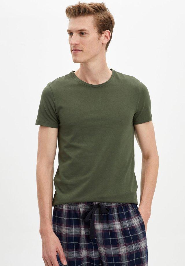 T-shirts basic - khaki