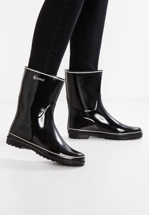 VENISE BOTTILLON - Wellies - noir