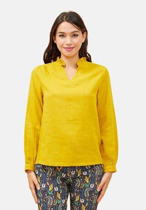 NAMCHA - Blouse - yellow