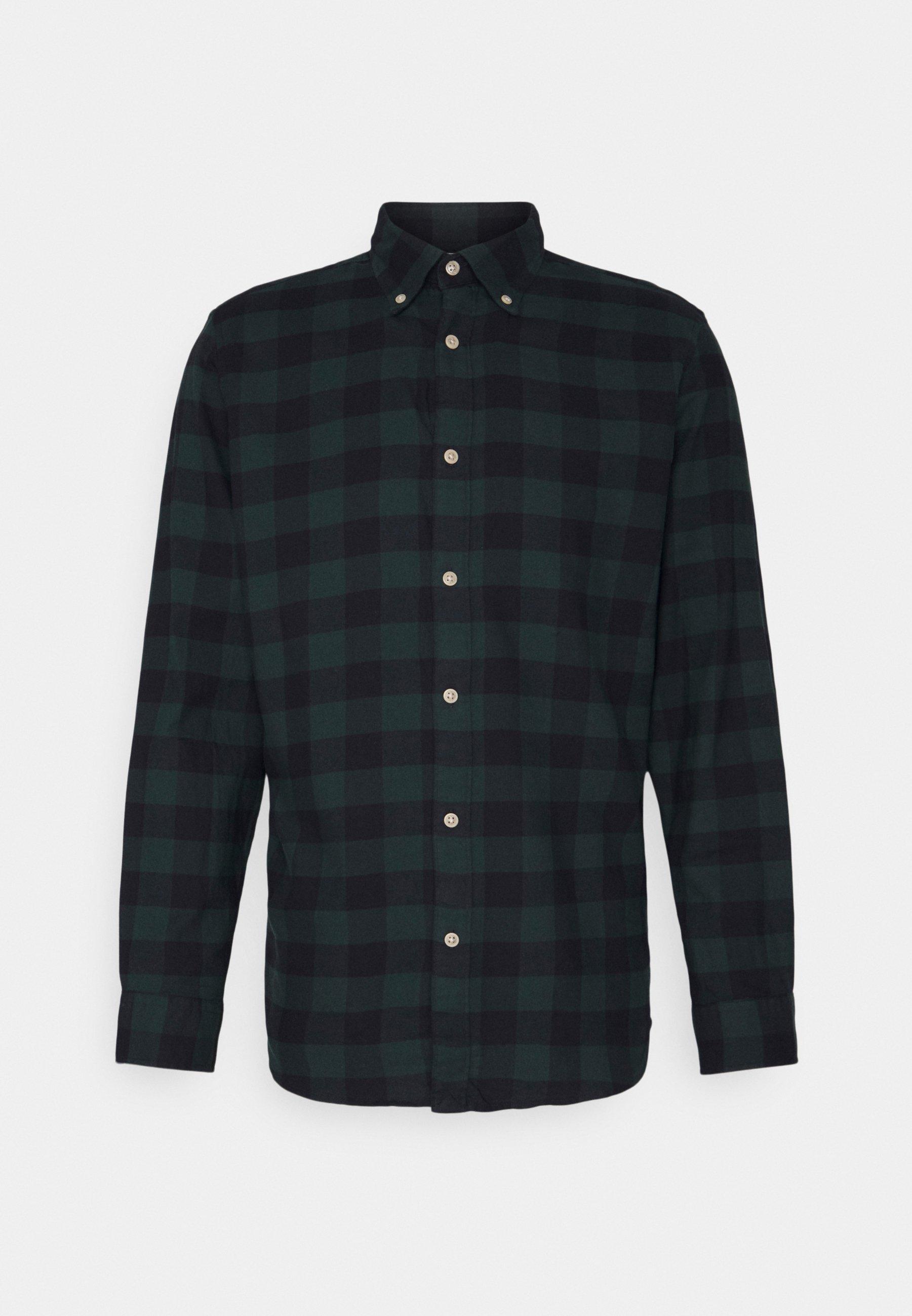 Uomo SLHSLIM SHIRT - Camicia