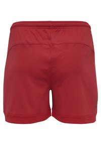 Hummel - HMLLEAD  - Short de sport - true red - 1