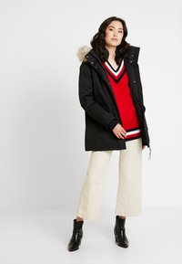 Tommy Hilfiger - NEW ALANA - Winter coat - black - 1