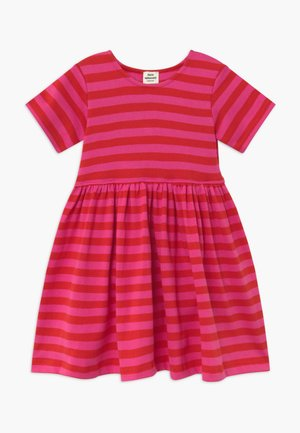BRETAGNE DAISIA - Jumper dress - pink /red
