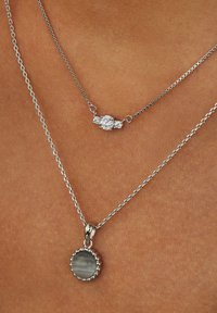 Parte di Me - Necklace - silver-coloured - 1